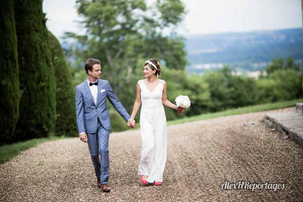 Mariage au Chateau de Trys