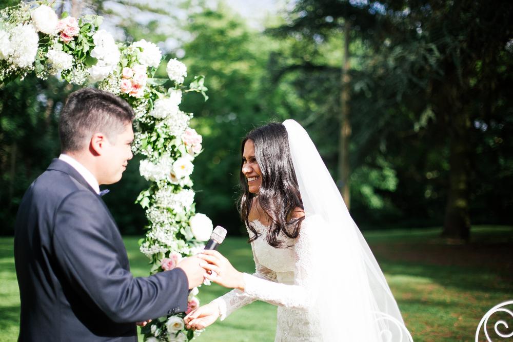 Mariage Franco-Brésilien dans le Beaujolais