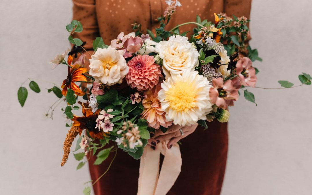 Le mini guide du bouquet de mariée
